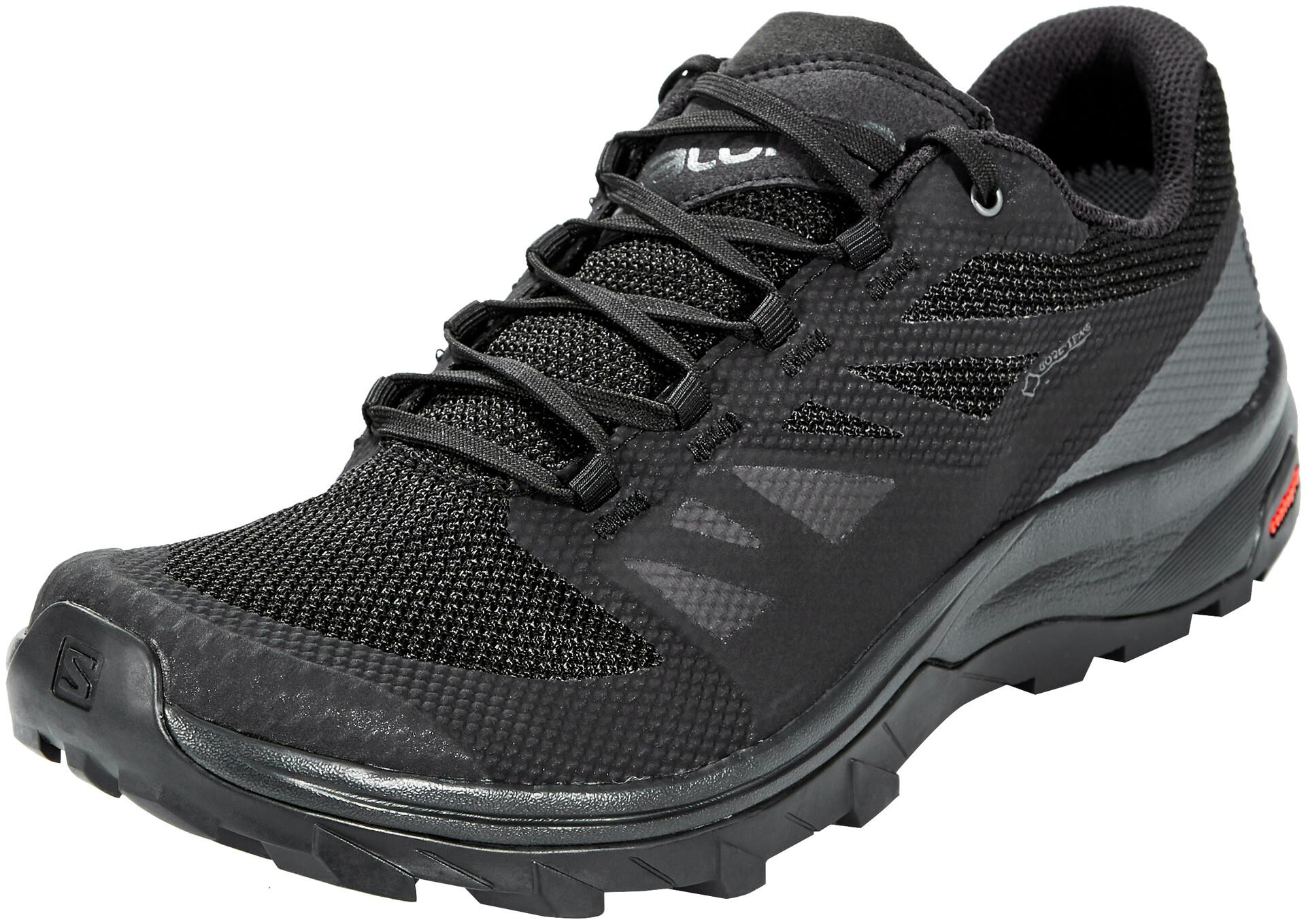salomon outline gtx hiking shoes - men's de